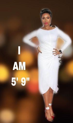 How tall is Jennifer Hudson? Discover more Celebrity news, Age, Height, Jennifer Hudson's Net Worth 2021, Husband, Songs, American Idol