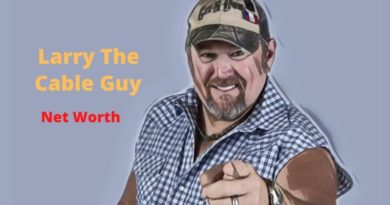 Larry the Cable Guy's Net Worth 2020 - Celebrity News, Net Worth, Age, Height, Wife, Movies