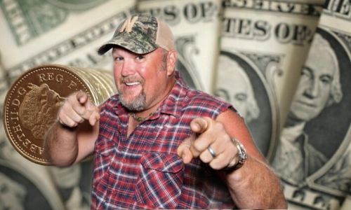 How Does Larry the Cable Guy's Net Worth and Wealth Reach $100 Million in 2020?