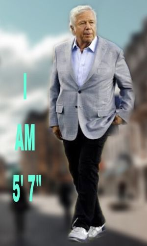 How tall is Robert Kraft? Discover more Celebrity news, Height, Robert Kraft's Net Worth 2020, Age, Wife, Children, Girlfriends.