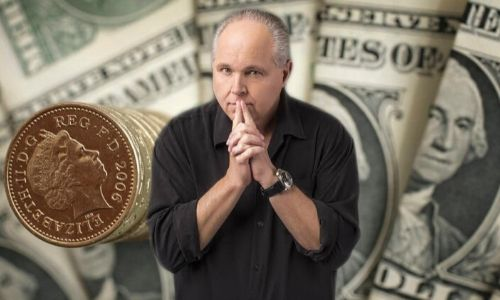 How Does Rush Limbaugh's Net Worth and Wealth Reach $600 Million?