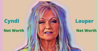 Cyndi Lauper's Net Worth 2021 - Celebrity News, Net Worth, Age, Height, Husband, Kids
