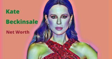 Kate Beckinsale Net Worth