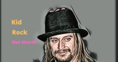 Kid Rock's Net Worth in 2020 - How Rock Maintains His Worth?