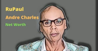 What is RuPaul's Net Worth in 2021 and how does he make his money?