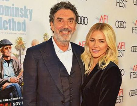 Chuck Lorre has been married to Arielle Mandelson since 2018.