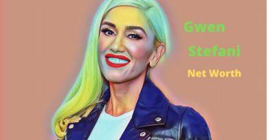 Gwen Stefani's Net Worth in 2020 - How Gwen Stefani Maintains Her Worth?