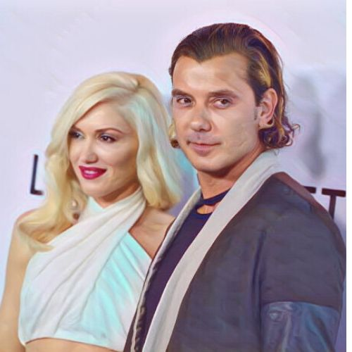 Gwen Stefani has married to Gavin Rossdale (m. 2002–2016). Both they have blessed with two children.