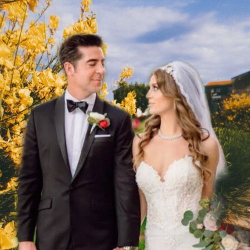 Jesse Watters has married to Emma DiGiovine.