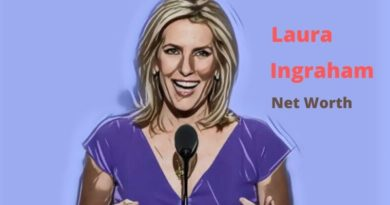 Laura Ingraham's Net Worth in 2020 - How Laura Ingraham Maintains His Worth?