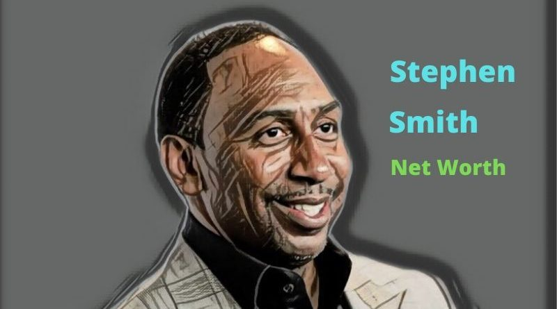 Stephen A. Smith's Net Worth in 2021 - How Stephen A. Smith Maintains His Worth?