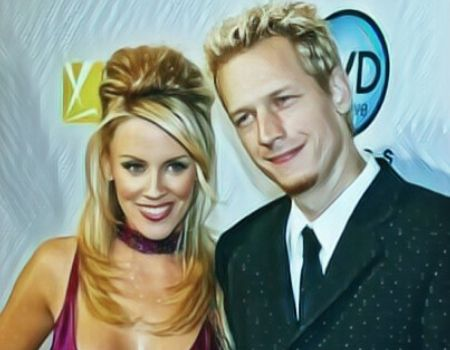 Jenny McCarthy had married to John Asher in 1999 and divorced in 2005. Both they have one son named Evan Joseph Asher.
