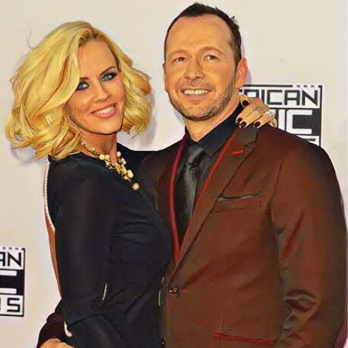 Jenny McCarthy has been married to Donnie Wahlberg since 2014.