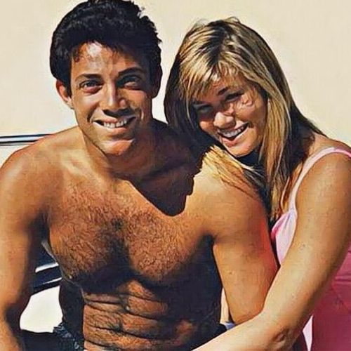 Jordan Belfort's second wife Nadine Caridi (m.1991-2005).