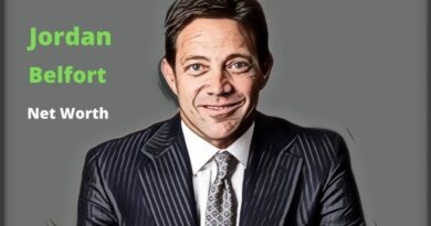 Jordan Belfort's Net Worth in 2020 - How Jordan Belfort Maintains His Worth?