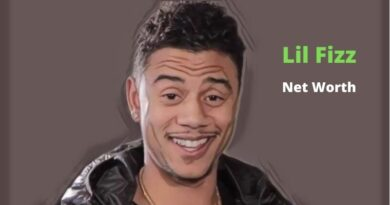 Lil' Fizz's Net Worth in 2021 - How Lil Fizz Maintains His Worth?