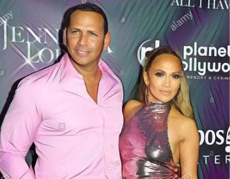 Alex Rodriguez started his relationship with Jennifer Lopez in 2017.