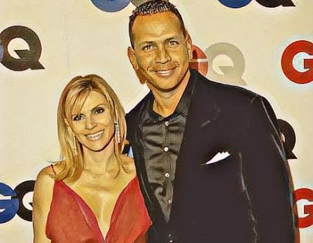 Alex Rodriguez married to Cynthia Scurtis (m. 2002–2008) in 2002 and divorced in 2008. Both they have two child together.