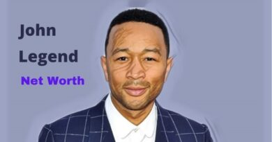 john legend's Net Worth in 2021- How john legend Maintains His Worth?