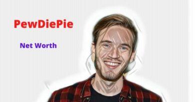 PewDiePie's Net Worth 2020