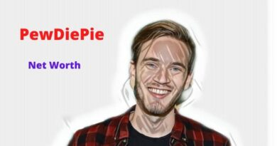 PewDiePie's Net Worth 2020