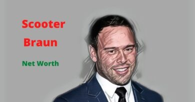 Scooter Braun's Net Worth in 2021 - How Scooter Braun Maintains His Worth?