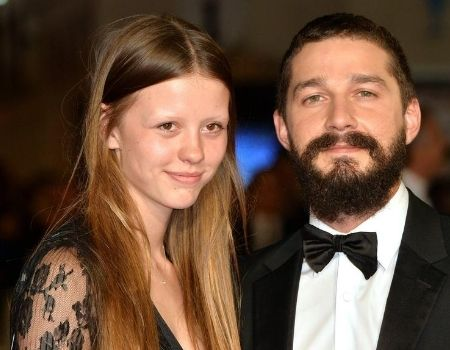 Shia Labeouf confirmed their marriage on The Ellen DeGeneres Show.
