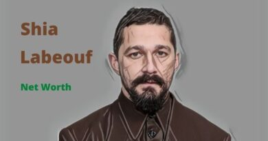 Shia Labeouf's Net Worth in 2021 - How Shia Labeouf Maintains His Worth?
