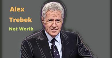 Alex Trebek's Net Worth in 2020 - How Alex Trebek Maintains His Worth?
