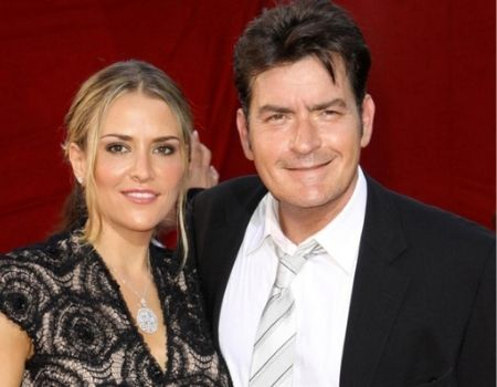 Charlie Sheen had married to Brooke Mueller in 2008 and divorced in 2011.