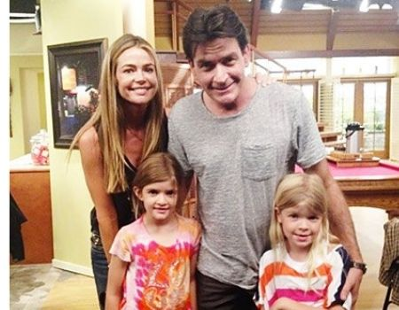 Charlie Sheen had married to Denise Richards in 2002 and divorced in 2005.
