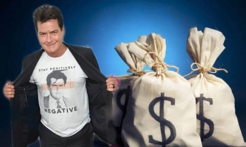 What is Charlie Sheen's Net Worth in 2021 and how does he Make Her Money?