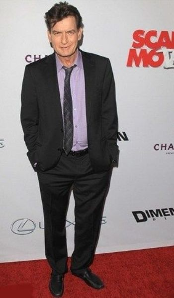 Charlie Sheen's Height - How tall is he?
