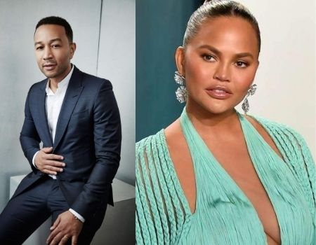 Who's John Legend's Wife?