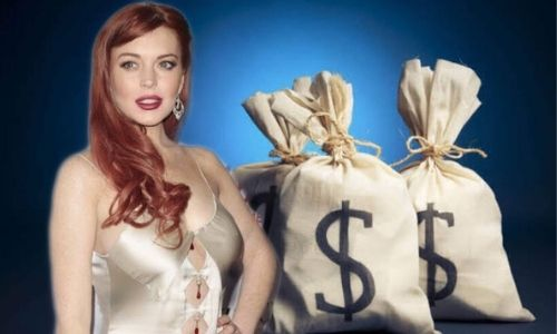 How Lindsay Lohan Achieved a Net Worth of $1 Million?