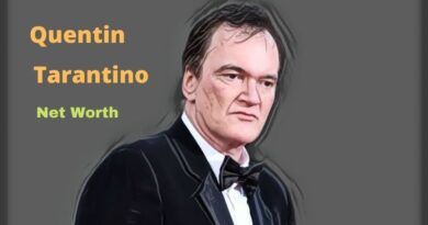 Quentin Tarantino's Net Worth in 2020 - How Quentin Tarantino Maintains His Worth?