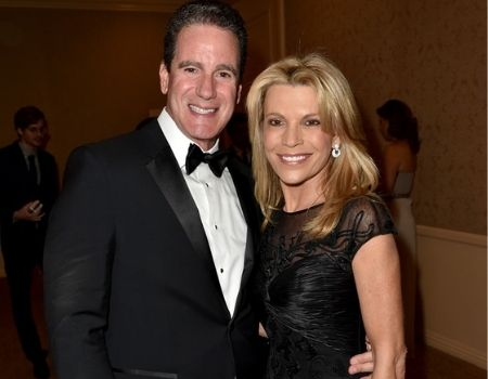 George Santo Pietro, the ex-husband of TV personality and Actress Vanna White.