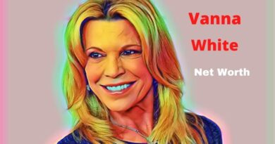 Vanna White's Net Worth 2020 ? Age, Husband, Children & Revenue?