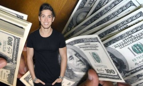 Brandon Larracuente's Net Worth in 2021 - How Brandon Larracuente Maintains his Worth?