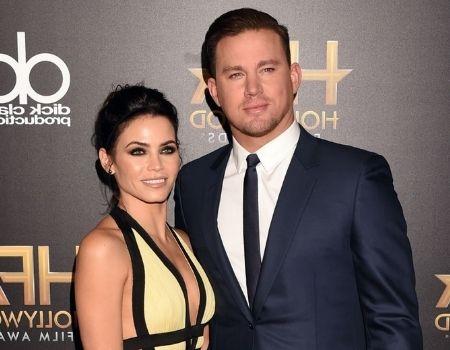 Channing Tatum's ex-wife Jenna Dewan