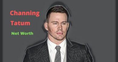Channing Tatum's Net Worth 2021? Age, Height, Wife, Girlfriend, Children & Revenue?