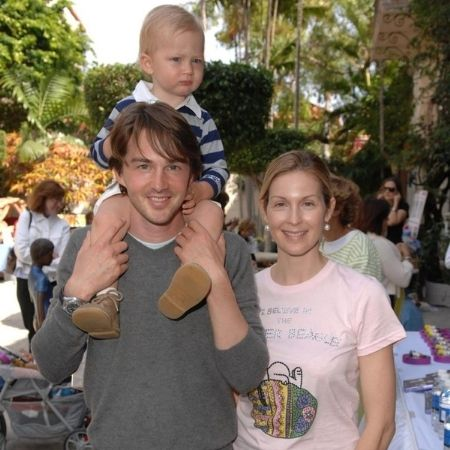 Kelly Rutherford's ex-husband Daniel Giersch