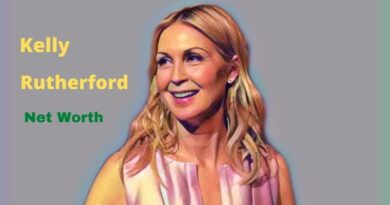 Kelly Rutherford's Net Worth in 2020 - How Kelly Rutherford Maintains Her Worth?
