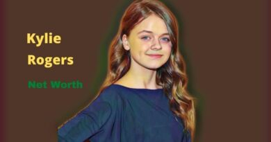 Kylie Rogers' Net Worth in 2021 - How Kylie Rogers Maintains Her Worth?