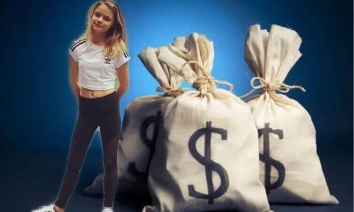 How Kylie Rogers' Achieved a Net Worth of US$ 500-550 Thousand?