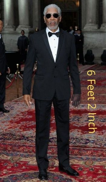 Morgan Freeman's Height: Age, Net Worth 2021, Wife, Income