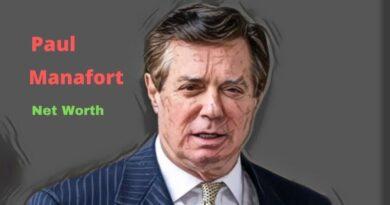 Paul Manafort's Net Worth in 2020 - How Paul Manafort Maintains his Worth?