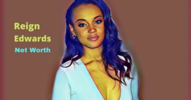 Reign Edwards' Net Worth 2020: Age, Height, Bio, Family