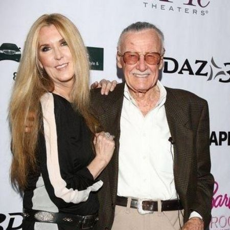 Stan Lee's Daughter  Joan Celia Lee is an American born actress and producer