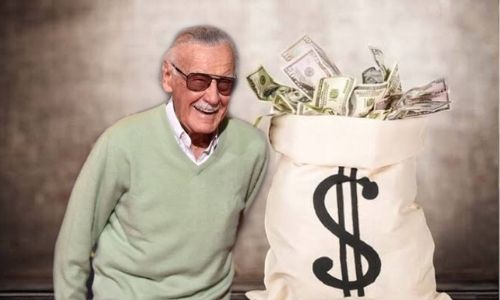 What is Stan Lee's Net Worth in 2020 and how does he make his money?